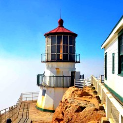 Fog and Frustration at Point Reyes Lighthouse