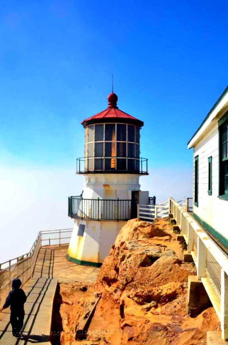 Lighthouse at Point Reyes