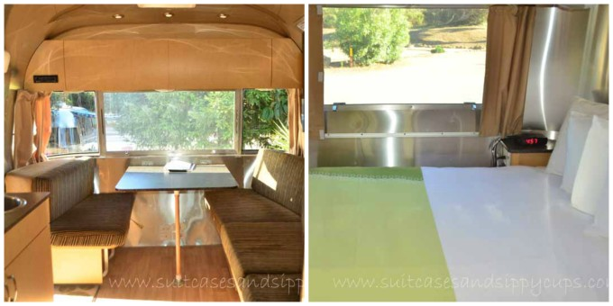 beds in an airstream