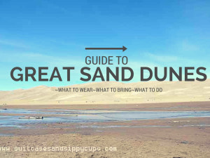 Sledding and Boarding the Great Sand Dunes with Kids