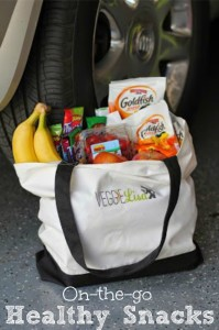 Hitting the Road with Healthy Snacks for Kids