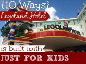 10 Ways the New LEGOLAND Hotel is Built for Kids