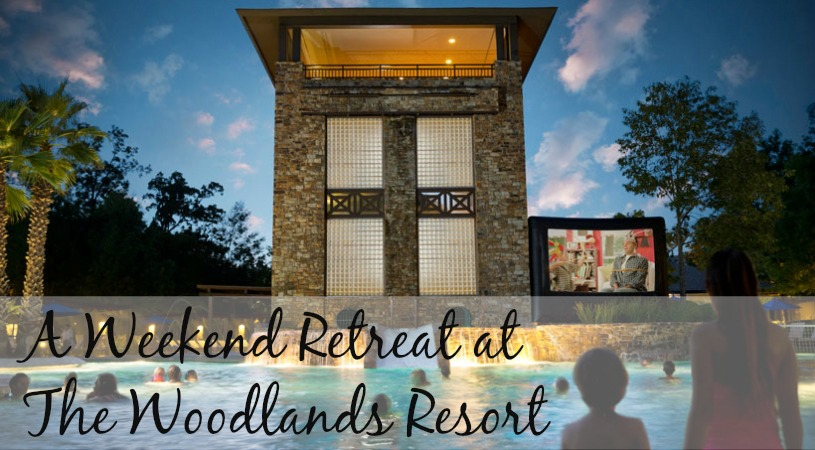 A Weekend Retreat to the Woodlands Resort~Children Optional