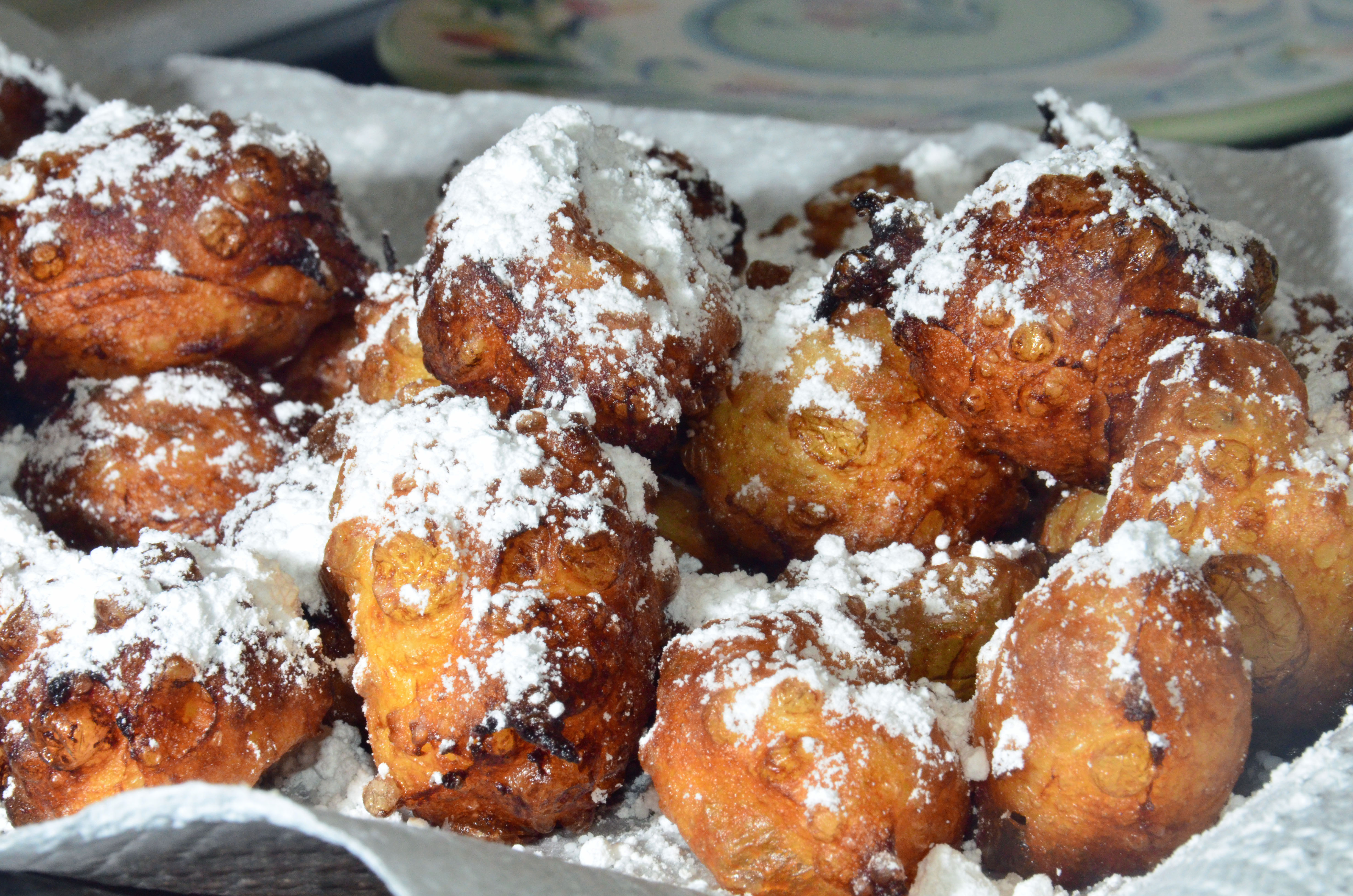 These Are Like Funnel Cake But Sweeter Or Beignets But Doughier Basically All Reasonable Cultures Have Discovered The Joys Of Fried Dough Rolled In