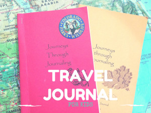 Make Travel Memories with Adventure Journals