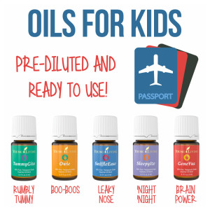 Essential Oils for Traveling with Kids