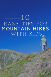 Making Mountain Hiking Safe and Fun for Kids