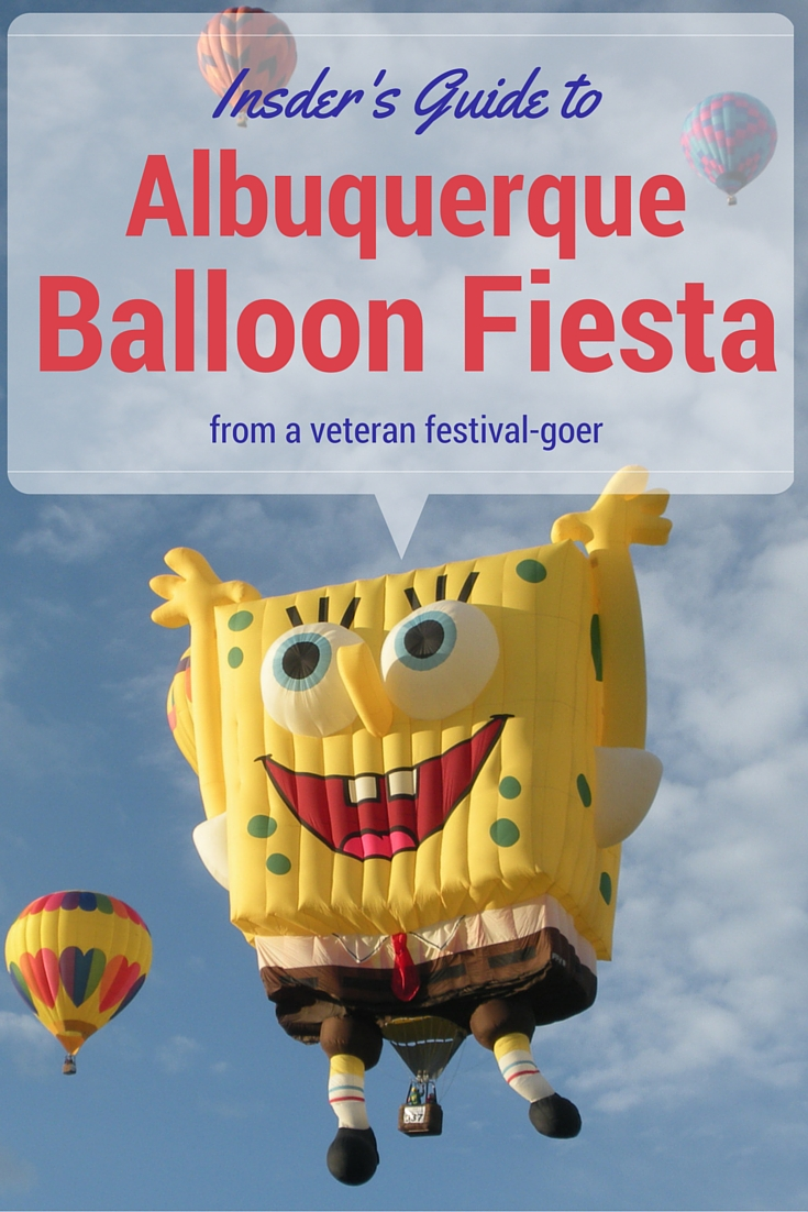 Insider's Guide to the Albuquerque Balloon Fiesta