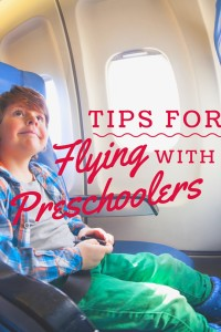 Ten Hours in a Tin Can: Surviving Long Flights with Preschoolers
