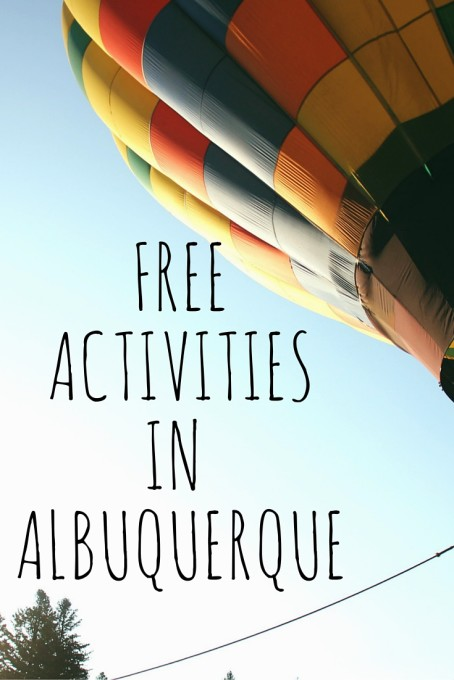 Free things to do in albuquerque with kids