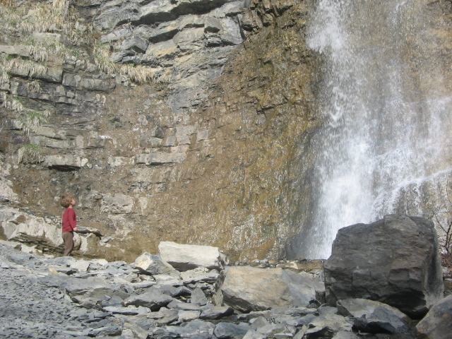 Battle Creek Falls