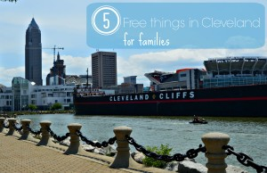 5 Free Things for Families in Cleveland
