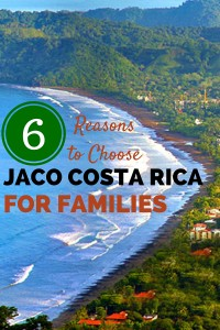 Have You Heard of Jaco?: A Costa Rican Destination for Families