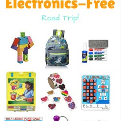 Tips for an Electronics-Free Road Trip