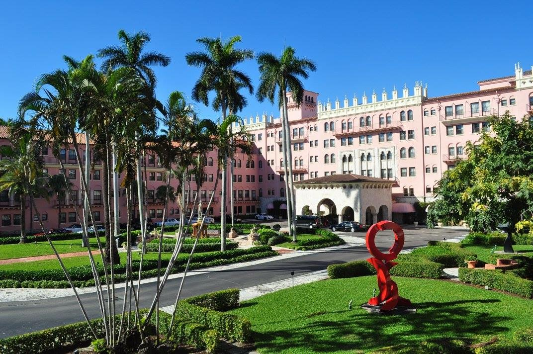 A Weekend at the Boca Raton Resort & Club