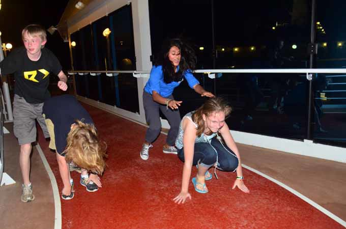 Games for kids on Fathom Travel