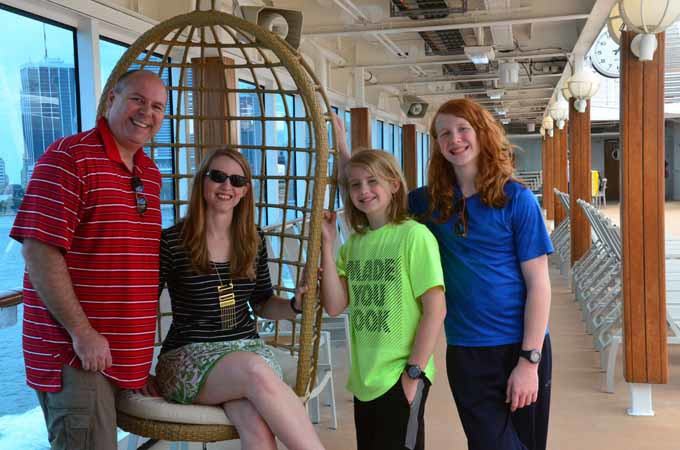 what to wear fathom cruise