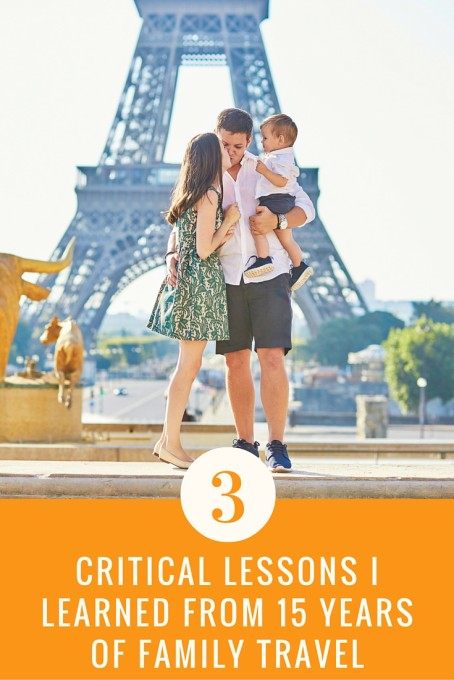 Three Family Travel Lessons