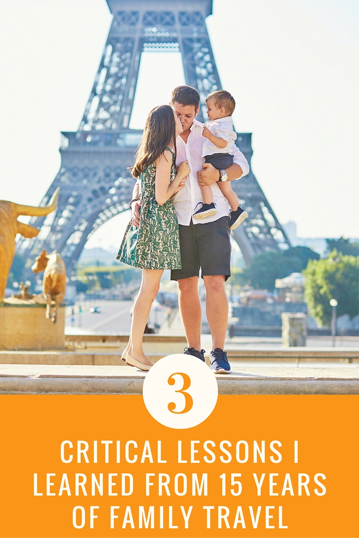 Three Simple Travel Tips Learned from 15 Years of Family Travel