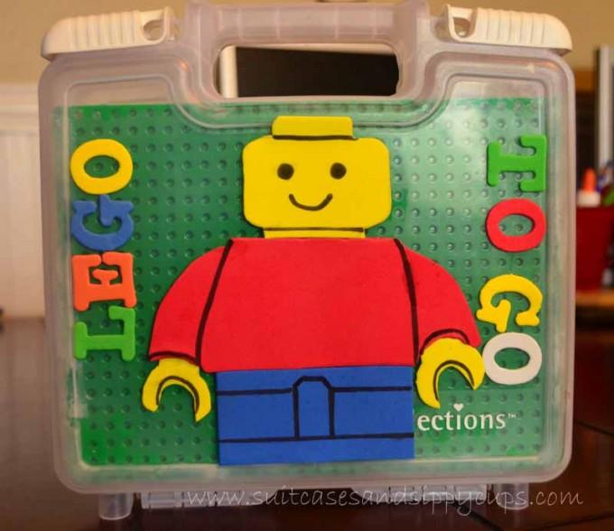 Lego To Go Kit