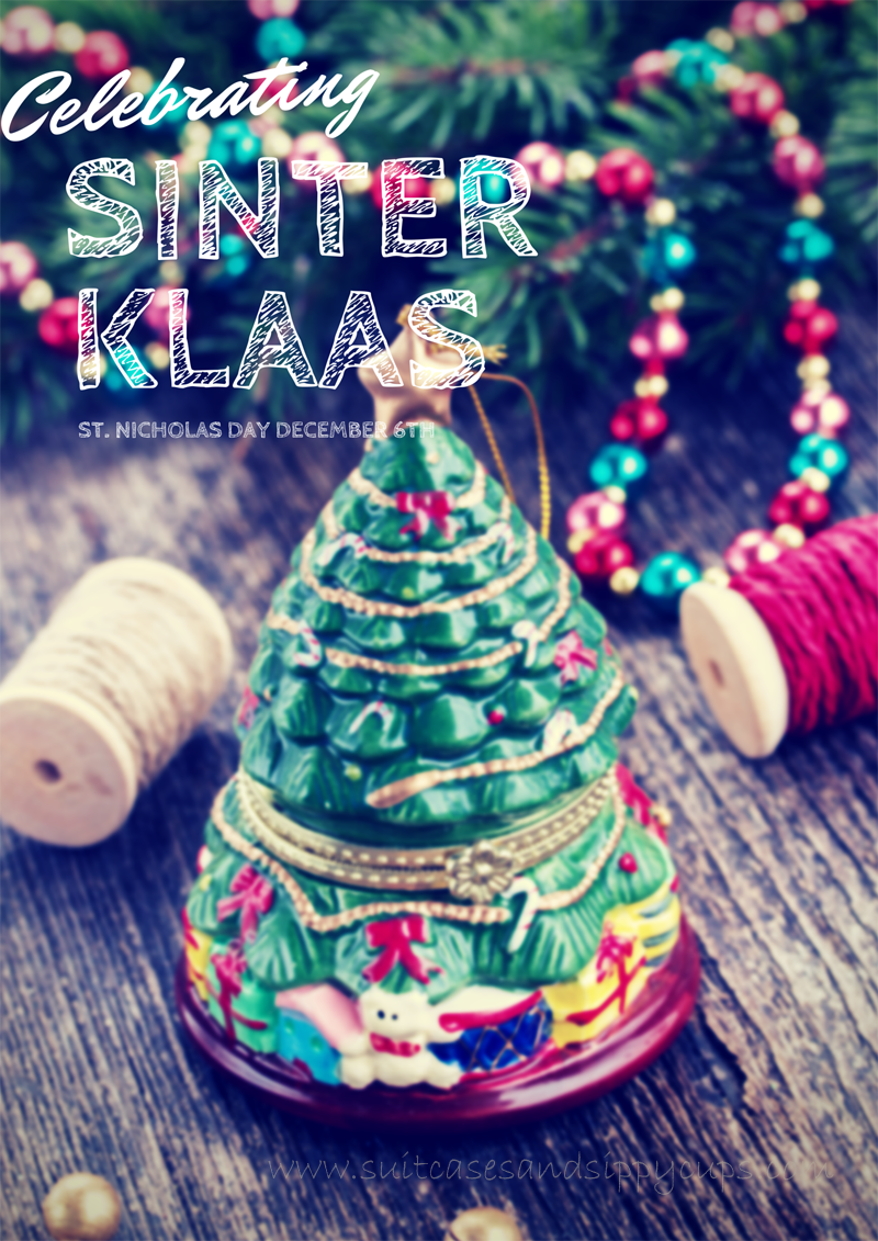 Top Christmas Traditions Around the World: How to Celebrate Dutch #ZE72